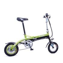 永久 迷你 折叠便携式电动车 锂电自行车MINI绿产品图片主图
