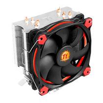 Thermaltake Riing S300 CPU散热器 (多平台/4热管/Riing 12cm红光风扇/ 带硅脂/静音)产品图片主图
