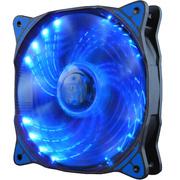 超频三 冰风蓝 机箱风扇 (12cm蓝光风扇/电脑电源风扇/CPU风扇)