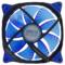 超频三 冰风蓝 机箱风扇 (12cm蓝光风扇/电脑电源风扇/CPU风扇)产品图片3
