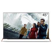 暴风TV 超体电视 45XF 45英寸星际迷航版 金属机身平板智能液晶电视机(玫瑰金)