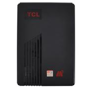 TCL 电话交换机 868AK-4/24 集团程控交换机 电脑话务录音留言 4拖24 4进24出 1次来显 支持扩展