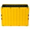 爱丽思 带盖折叠筐收纳筐 折叠箱OC-28L黄/黑产品图片4