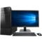 联想 扬天M3900c 台式电脑( E1-7010 4G 500G 集成显卡 千兆网卡 win10 64位) 20英寸产品图片1