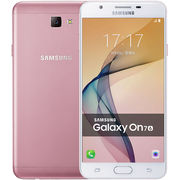 三星 2016版 Galaxy On7(G6100)32G 嫣霞粉 全网通 4G手机 双卡双待