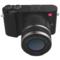 小蚁 微单相机单镜头套装黑色 型号M1 标准变焦12-40mmF3.5-6.6镜头套装 可换镜头式智能相机产品图片4