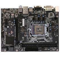 七彩虹 虹军C.H110M-K纪念版 V20A 游戏主板(Intel H110/LGA1151)产品图片主图