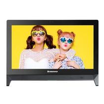 联想  C2000 一体机电脑(N3150 4G 500G win10)19.5英寸 黑色产品图片主图