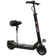 希洛普 成人电动滑板车折叠电动成人迷你便携代步车电动车自行车 代步车 两轮 电动 成人 21AH带座椅至尊款60-65公里