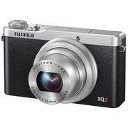 富士 XQ2 银色(2/3英寸CMOS 3英寸液晶屏 4倍光学变焦 F1.8大光圈)