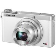 富士 XQ2 白色(2/3英寸CMOS 3英寸液晶屏 4倍光学变焦 F1.8大光圈)