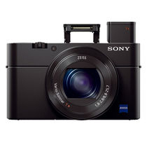 索尼 RX100M4 数码相机(2010万像素 3英寸液晶屏 2.9倍光学变焦 WiFi传输 NFC模块)产品图片主图