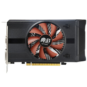 昂达 GTX750Ti典范4GD5 1085/5400MHz 4GB/128bit DDR5显卡