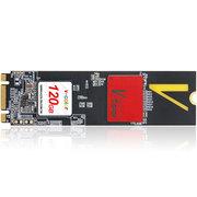 全何  VLM100系列 120G M.2 2280 固态硬盘 发光型