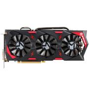 铭瑄 GTX1060 JetStream 6G 1582-1797/8000MHz/6G/192bit GDDR5 PCI-E 3.0显卡