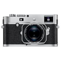 徕卡 M-P(TYP240)旁轴 全画幅 M9升级版 银色 M-P机身+M35/1.4黑色产品图片主图