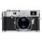 徕卡 M-P(TYP240)旁轴 全画幅 M9升级版 银色 M-P机身+M35/1.4黑色产品图片1