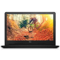 戴尔 灵越飞匣15ER-3725B 15.6英寸笔记本电脑 (i7-7500U 4G 1T M315 2G独显 Win10)黑产品图片主图