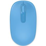 微软 无线便携鼠标1850 天青蓝