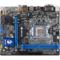 梅捷 SY-H110D4 全固版 主板( Intel H110/LGA 1151)产品图片1