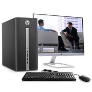 惠普 TPC-F086-MT 550-277cn台式电脑(i7-6700 8G DDR4 1TB GTX745 4G独显 Win10)23英寸显示器