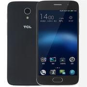TCL 菁英本色 580 素银 移动联通电信4G手机 双卡双待