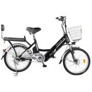 台铃 TDN188Z 电动自行车 48V锂电20寸助力车 小盛铃代步车变色龙