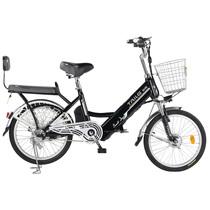 台铃 TDN188Z 电动自行车 48V锂电20寸助力车 小盛铃代步车变色龙产品图片主图