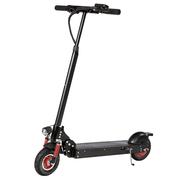 哥得圣 锂电池代驾电动滑板车成人迷你可折叠式电动车两轮代步自行车 黑色续航40公里36V12.5AH