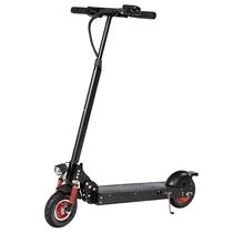 哥得圣 锂电池代驾电动滑板车成人迷你可折叠式电动车两轮代步自行车 黑色续航40公里36V12.5AH产品图片主图
