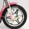 新日 灵动plus系列 电动车 电动自行车 电瓶车自行车 电动滑板车48V超威电池 水晶玫瑰红产品图片4