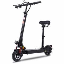 兄迪 36V无刷电机可折叠电动滑板车 成人轻便锂电池电动自行车电瓶车 代驾代步车 21ah-黑色产品图片主图