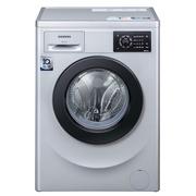 西门子  WM10L2687W 7公斤 变频 滚筒洗衣机 无旋钮触控 加速洗 节能洗(银色)
