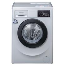 西门子  WM10L2687W 7公斤 变频 滚筒洗衣机 无旋钮触控 加速洗 节能洗(银色)产品图片主图