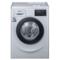 西门子  WM10L2687W 7公斤 变频 滚筒洗衣机 无旋钮触控 加速洗 节能洗(银色)产品图片1