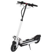阿尔郎 折叠电动滑板车成人 白色-标准版(续航20-35KM)无座椅款