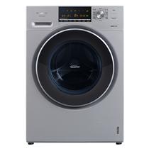 松下 XQG70-E57G2T 7公斤全自动变频滚筒洗衣机 泡沫净洗涤 银色产品图片主图