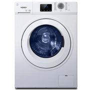 康佳 XQG80-12128W 8公斤 滚筒洗衣机 大屏12程序(珍珠白)