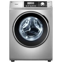 三洋 DG-F90310BIS 9公斤智能变频滚筒洗衣机 精智变频 智能WIfi 桶自洁(浅咖亚银)产品图片主图