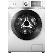 美的 MG80-1617WIDQC 8公斤变频滚筒洗衣机(白色) 智能APP控制 i-smart自动投放