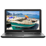 戴尔 Ins15-5565-R1225A灵越15.6英寸笔记本电脑( E2-9000 4G 500GB硬盘 2G独显 Win10)灰