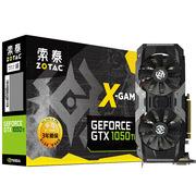 索泰 GTX1050Ti-4GD5 X-Gaming OC