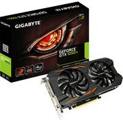 技嘉 GTX1050Ti WF2OC 1328-1442MHz/7008MHz 4G/128bit GDDR5显卡