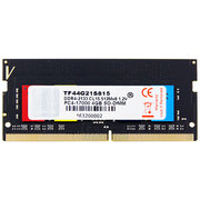 全何  DDR4 2133 4GB 笔记本内存 彩条