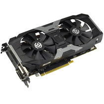 索泰 GeForce GTX1050Ti-4GD5 X-GAMING OC 1354-1468MHz/7008MHz 4G/128bit GDDR5 PCI-E显卡产品图片主图