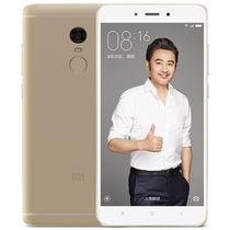 小米 红米Note4 标准全网通版 2GB+16GB 金色 移动联通电信4G手机 双卡双待产品图片主图