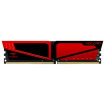 十铨 火神系列 DDR4 2400 8G 红色 台式机内存产品图片主图