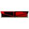 十铨 火神系列 DDR4 2400 8G 红色 台式机内存产品图片1