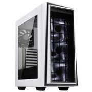 银欣 RL06WS-Pro机箱(支持ATX主板/LED风扇/支持水冷/正压防尘)