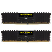 海盗船 复仇者LPX DDR4 3200 32GB(16Gx2条)台式机内存